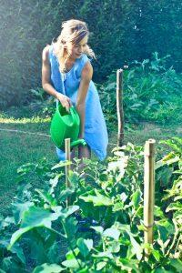 Le jardinage m'inspire ça